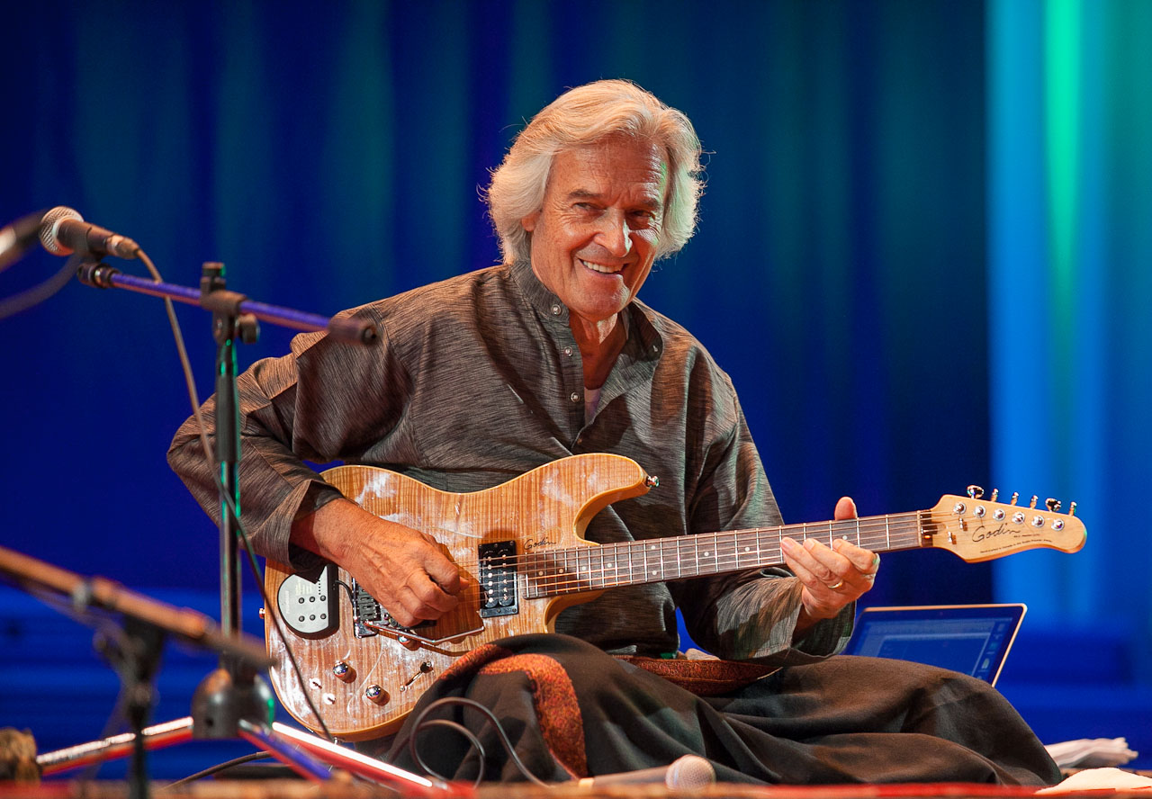 Jazz Pioneer - guitarist John McLaughlin 78